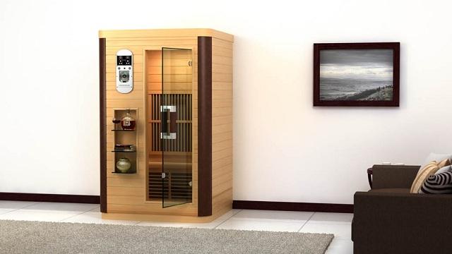 Koszty utrzymania sauny domowej